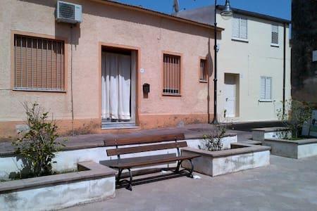 "Casa ""La Banca"" - Bulzi - Haus"