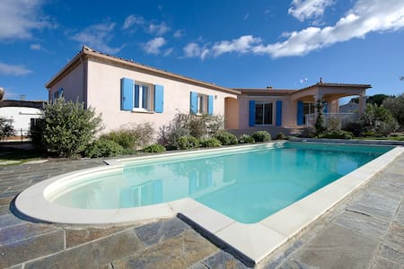 Villa avec piscine - Saint-Hilaire-de-Brethmas - Villa