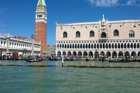 B&B IN VENICE BACK TO SAN MARCO