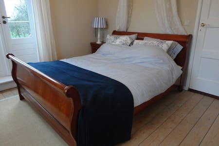 Franse kamer, eigen badkamer + terras - Szoba reggelivel