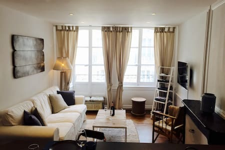 Best View of the Heart of Dinan - Apartament