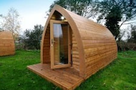 Wolds Glamping, a twist of luxury