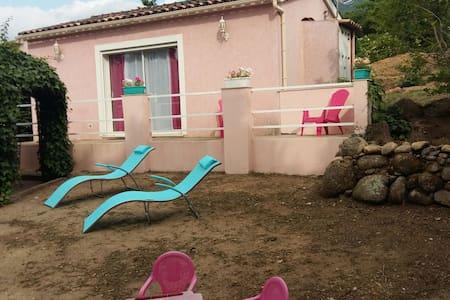 T2 avec terrasse et jardin - Dům