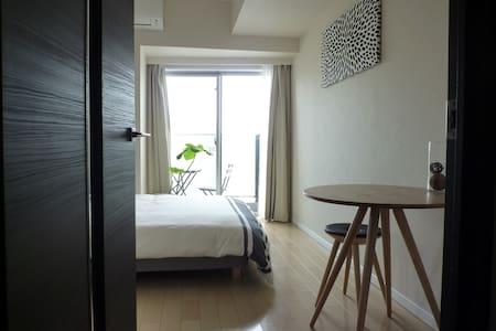 EER#4 Cozy Clean Room near Shinjuku - Apartament