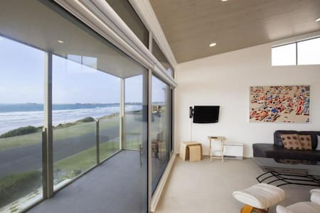 Port Fairy, Beach Front Apartment - Wohnung