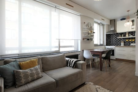 Ideal for short or long stays in the 11ème - Paris - Appartement