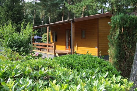 Special! Family Bedsteelodge. - Oisterwijk - Chalet