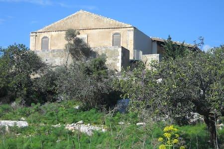Villa con giardino vista mare - Ispica