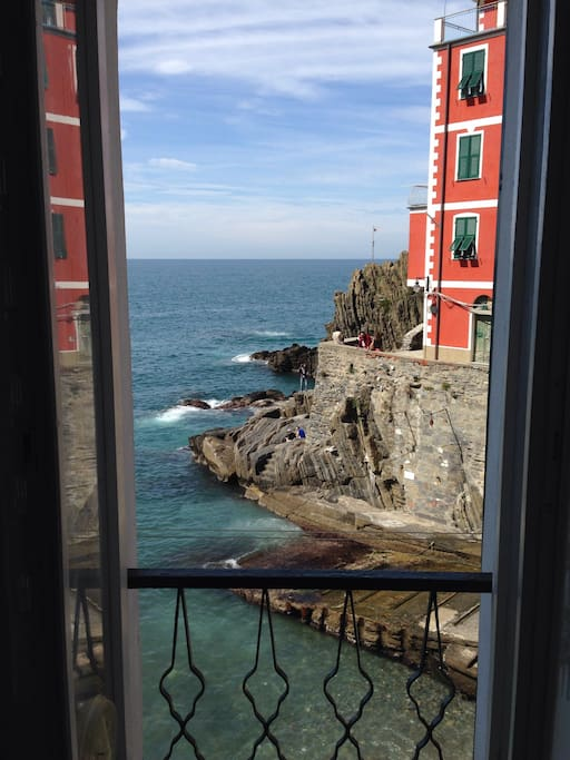 Book our Giovanna studio and THIS could be your view!