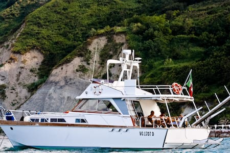 Private Yacht Experience Sail Fish