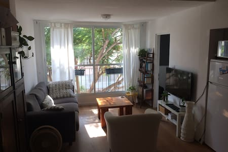 Beautiful sun-lit apartment in Shapira, Tel Aviv - Tel Aviv-Yafo - Apartemen
