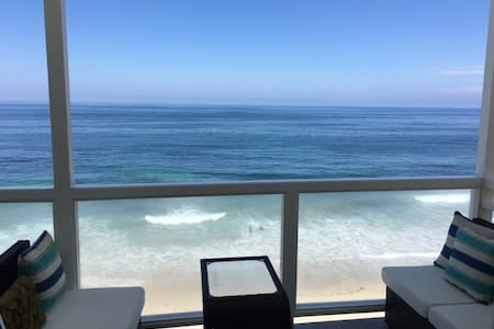 Great ocean front location - Wohnung
