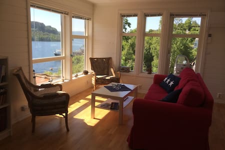 Cottage 1 hour from Bergen City - Osterøy/Bergen - Hut
