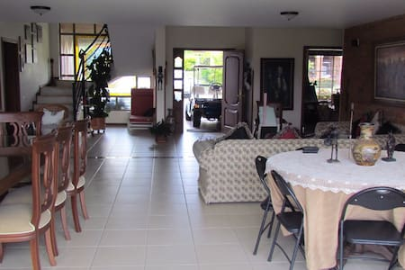 Amazing home with a great view! - Floridablanca