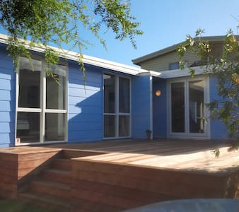 The Blue House - renovated 2015