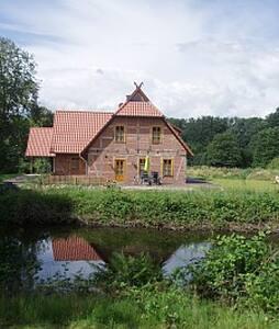 Villa Wildberg Heidehaus mit Charme - Walsrode - Casa