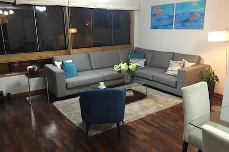 HABITACIÓN PRIVADA CON BAÑO PROPIO - Apartamento