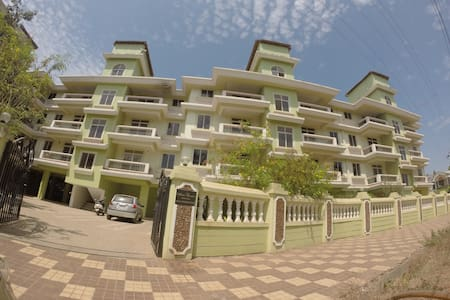 One BHK with Open Terrace - Varca - Apartment