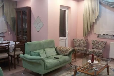 FULL FURNISHED APARTMENT IN BOZTEPE - Apartment