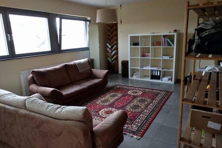 Ruim, zen appartement in de Vlaamse Ardennen - Apartmen