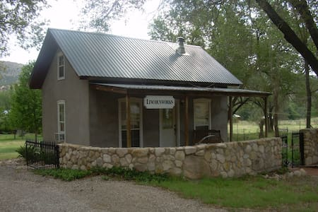 Lincolnworks Cottage for 2  w wifi  - Lincoln - Cabin