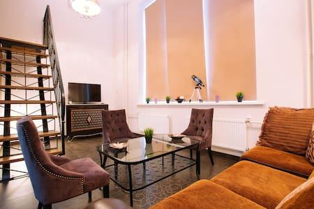 Loft  VIP class - Москва - Apartment