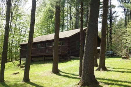Charming 3BR Lakefront Cottage - Newport - Cabanya