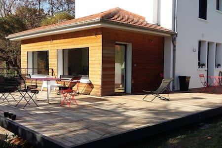 Maison familiale Chaponost - Vila
