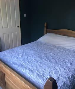 One double bedroom on ground floor - Gillingham