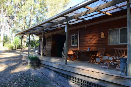 Bluegum Hostel Budget Double Room - Talo