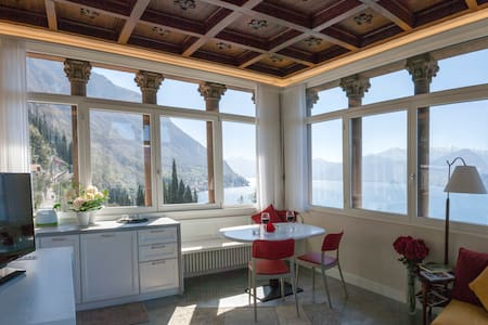 Hydrangea Lake View Apt. in Varenna - Flat