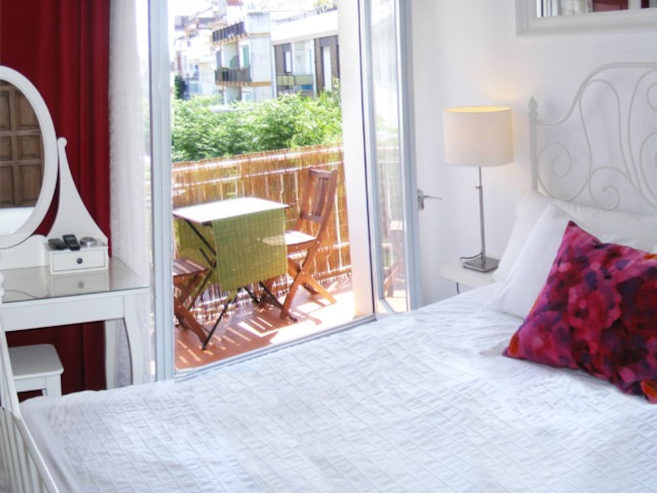 2.2 Cute double room with balcony