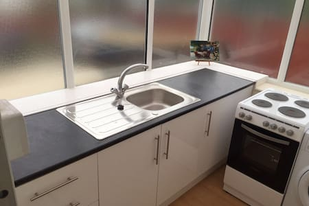 Cosy Studio Apartment - Wembley - Pis