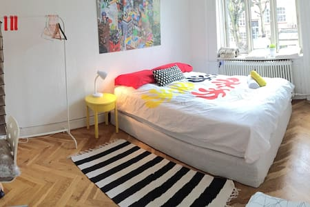 Double room in Frederiksberg
