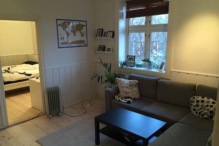 Charming flat Sagene/Grünerløkka - Byt