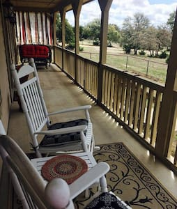 Sunset Porch - Bed & Breakfast