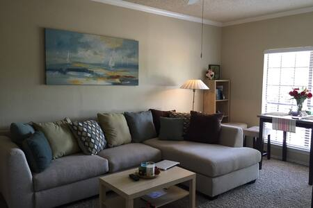 comfy & clean apartment in Irving - Irving - Apartment
