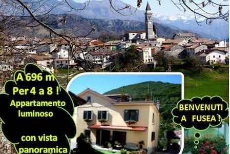 Appartamento con vista panoramica ! - Tolmezzo - Haus