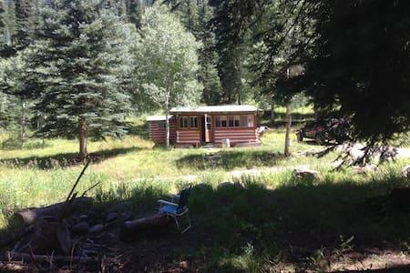Ute creek cabin - Kulübe