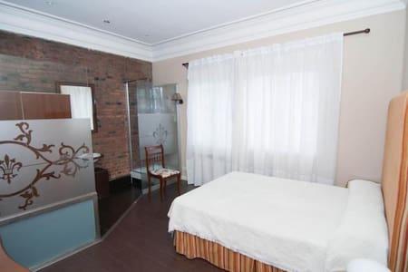 3 Tranquilidad, luz, espacio, baño - Oviedo - Appartement