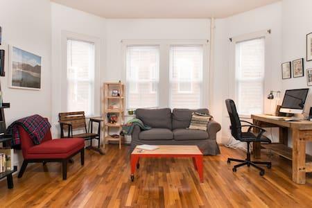 Beautiful, Sunny Large Apartment!