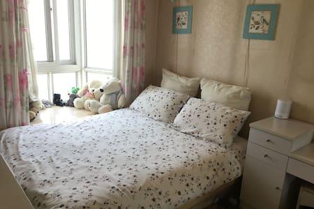 comfortable bedroom independentlyTravel convenient - Apartment