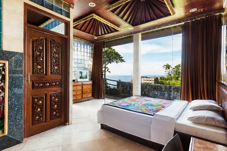 Puri Uluwatu Villas Honeymoon II - Casa