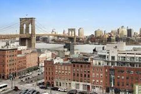 South Street Seaport Loft Studio - New York - Apartment