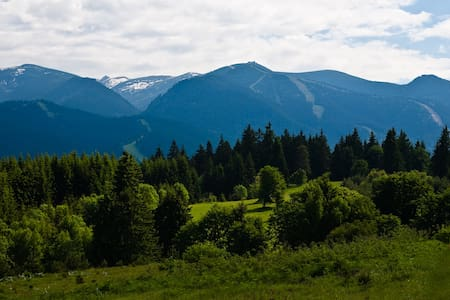 Mountain Vacation Villa- Rila House - Hus