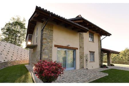 Villetta in Alta Langa  - Cerretto Langhe