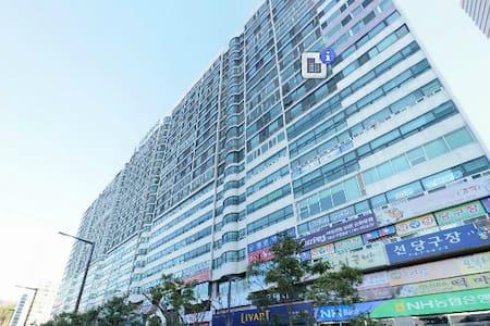 Haeundae Marlin's House - Haeundae-gu - Apartment