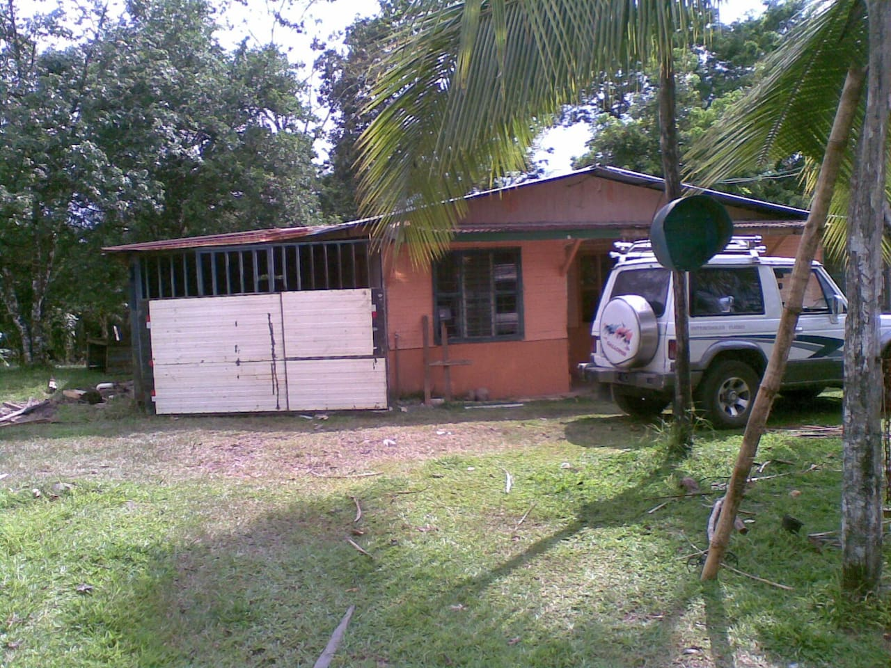 casa Horquetas