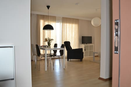 Sakin Şehir'de Modern 1+1  Daire - SEFERİHİSAR - Flat