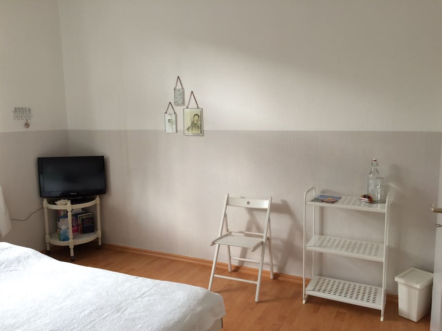 Cozy room close to Messe